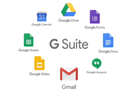 Google Gsuite Email Service